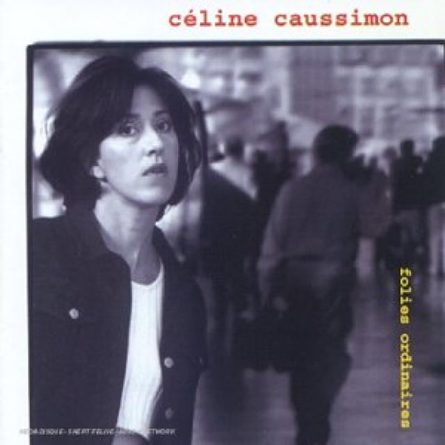 Cover Folie ordinaire Céline Caussimon