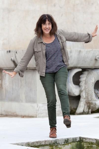 Céline Caussimon photo Lulu